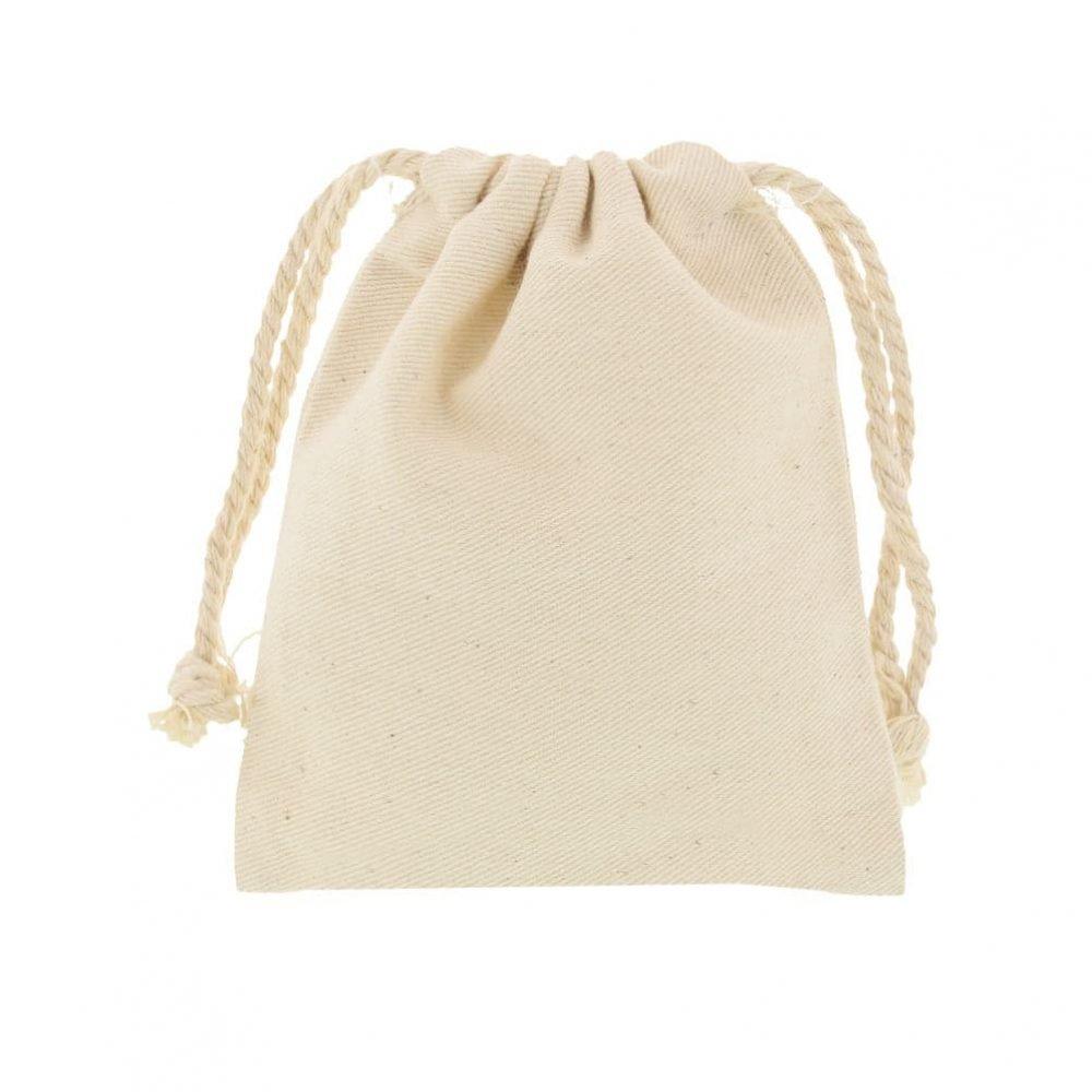 malý bavlněný sáček 9,5x12cm 3.0