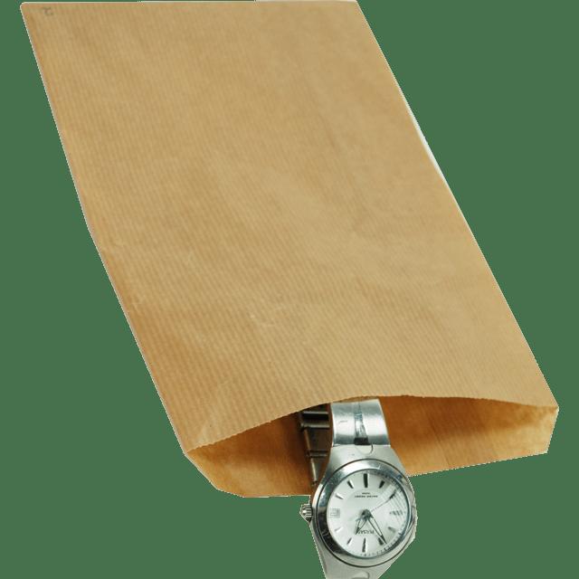Hnědý papírový sáček 1000 ks
