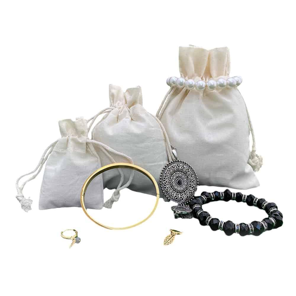 Ekologické bavlněné tašky 116 g m2
